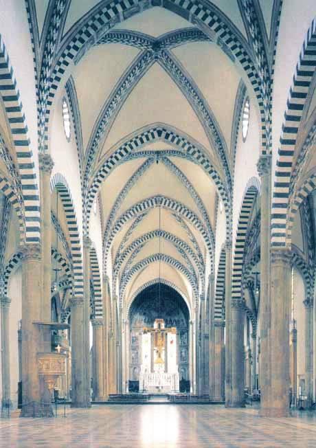 Navate Di Santa Maria Novella